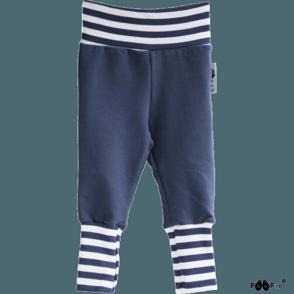 Baby Sweatpants Hosen Sisu, Farbe balu weiss, Marke Paapii, Biobaumwolle, nachhaltig hergestellt