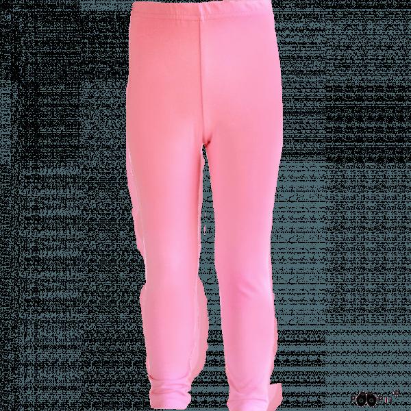 Kinder Hippa Leggings Farbe rosarot, Marke Paapii, Biobaumwolle, nachhaltig hergestellt