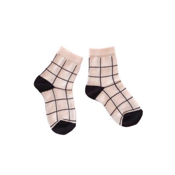 Socken für Kinder aus Biobaumwolle, Marke Papu