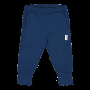 Kinder Hose Cube, Farbe dunkelblau, Marke Gugguu, nachhaltig hergestellt