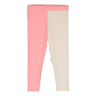 Kinder Leggings, Farbe pink/rosarot, Marke Gugguu, nachhaltig hergestellt