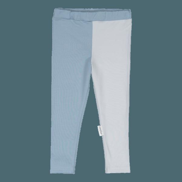 Kinder Leggings, Farbe blau/hellblau, Marke Gugguu, nachhaltig hergestellt