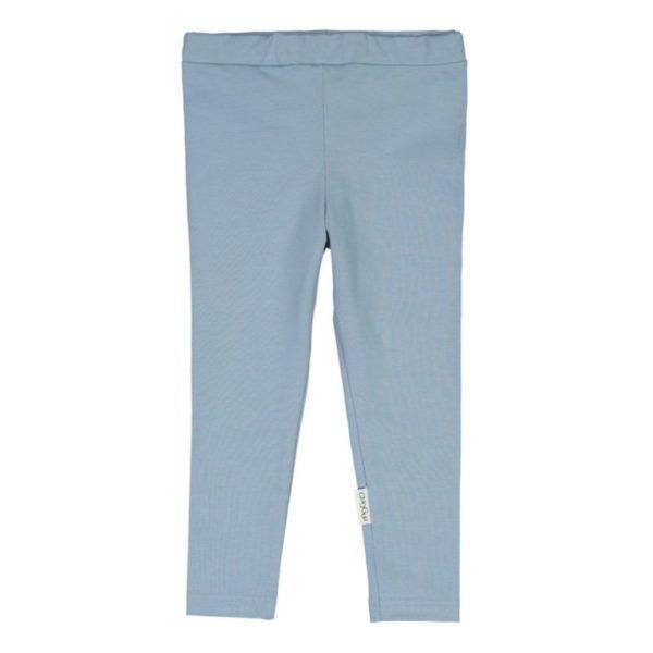 Kinder Leggings, Farbe Hellblau, Marke Gugguu, nachhaltig hergestellt