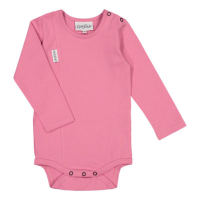 In diesem Body aus einem dicken und weichen Jersey-Stoff fühlt sich jedes Baby wohl.