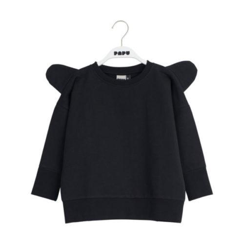 Maxi-Shirt Bear, aus Biobaumwolle