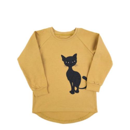 Ein langarmshirt cat von dear sophie
