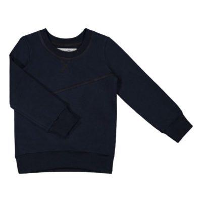 Ein Sweatshirt in dunkel Blau von der Marke Gugguu
